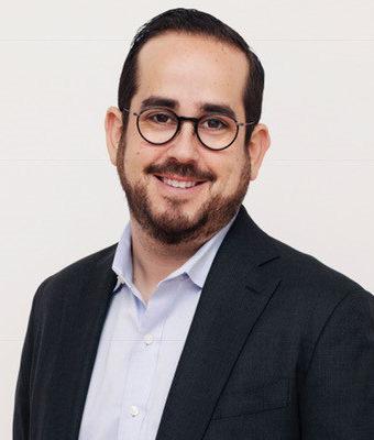 David Mosberg,<br/>VP of Business Development